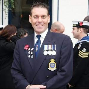 Navy veteran Craig Bryden