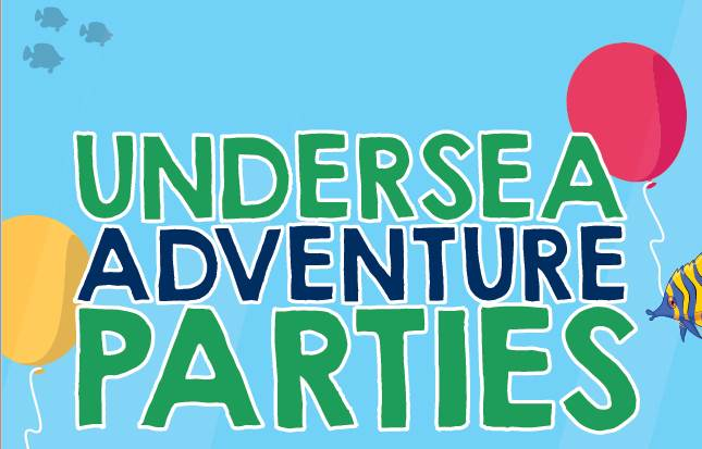Undersea Adventure Parties