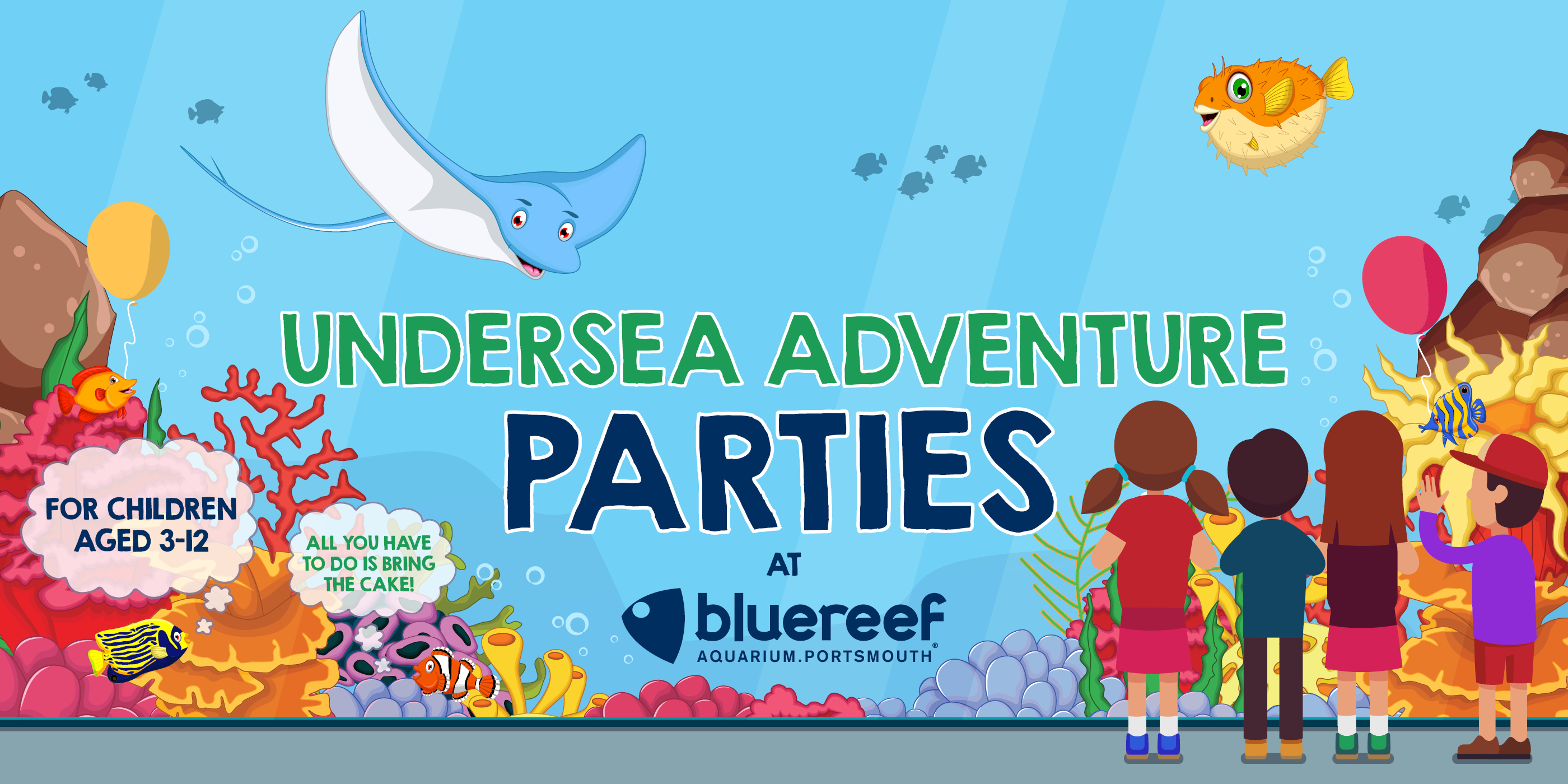 Blue Reef Aquarium Portsmouth